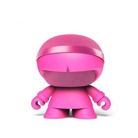 Xoopar Boy Mini Art Toy Portable Bluetooth Speaker (Pink Metallic Edition)