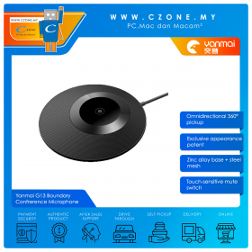Yanmai G13 Boundary Confrerence Microphone