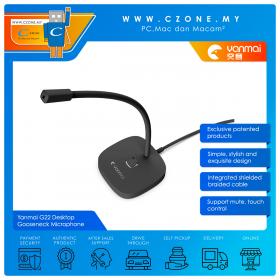 Yanmai G22 Desktop Gooseneck Microphone
