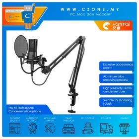 Yanmai Mic Pro X2 Professional Condenser Microphone