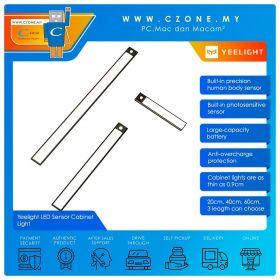 Yeelight LED Sensor Cabinet Light (Black)