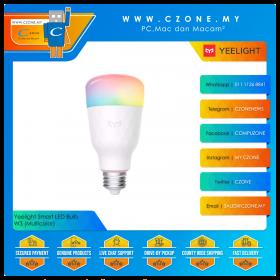 Yeelight Smart LED Bulb W3 E27 (Multicolor)