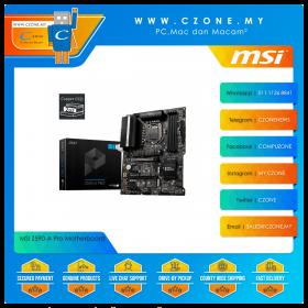 MSI Z590-A Pro Motherboard (Chipset Z590, ATX, Socket 1200)
