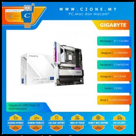 Gigabyte Z590 Vision G Motherboard (Chipset Z590, ATX, Socket 1200)