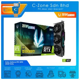 Zotac Geforce RTX 3090 24GB Trinity