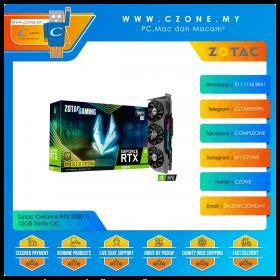Zotac Geforce RTX 3080 Ti 12GB Trinity OC